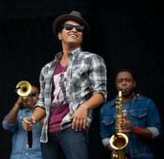 Bruno Mars,V Festival 2012 1º Dia