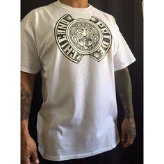 Chicano Pride Mens White Tshirt