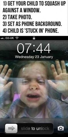 good idea.  Pics like this crack me up. #Phone #Wallpaper