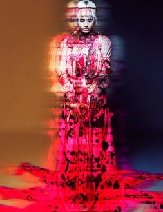 "Ma Cherie, Dior: ""Show"" by Greg Kadel"