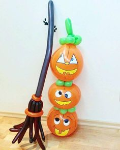 Halloween Birthday, Birthday Diy, Halloween Party Decor, Disney Halloween, Diy Party Decorations, Balloon Decorations, Halloween Kids, Happy Halloween, Minnie Mouse Balloons