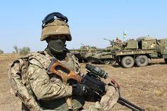 79одшбр ВДВ ЗСУ Ukraine вересень 2016