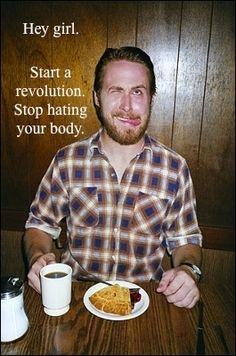 Feminist Ryan Gosling :)