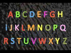 ▶ YouTube - La chanson de l'alphabet.flv - YouTube