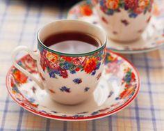Tea cups! Modern-vintage style! adorbs