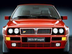Passionnante la Delta HF Evolution mais il fallait prévoir des ravitaillements fréquent car elle buvait plus de 20 litres aux 100
