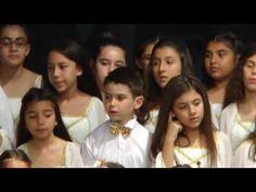 1000 Çocuk Korosu Atatürk İçin Söyledi; Kimseyi Tanımadım Ben Senden Daha Güzel - YouTube
