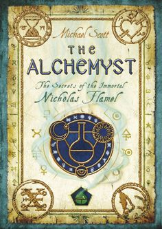 The Alchemist The Secrets of the Immoral Nicholas Flamel by Michael Scott (@wordandfilm)