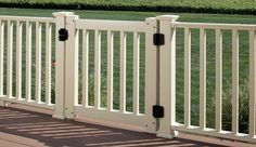 EverNew® Gate Kits - Railing - Fence, Decking and Railing - CertainTeed