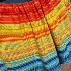 Ravelry: MamaTaney's Temperature Blanket, 2016