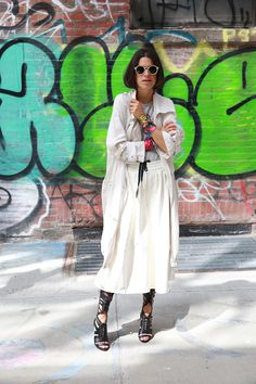 Thinking About the Summer Trench - Man Repeller