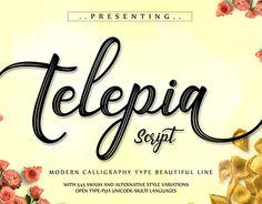 "Check out new work on my @Behance portfolio: ""Telepi Script https://creativemarket.com/ximents"" http://be.net/gallery/52680189/Telepi-Script-httpscreativemarketcomximents"