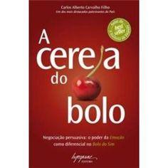 Livro - A Cereja do Bolo