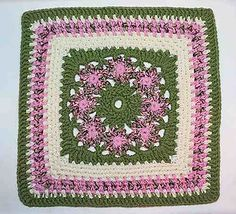 Ravelry: Flowers on the Vine pattern by Donna Kay Lacey
