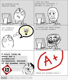 Grammatical Issue ?!?