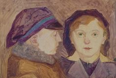 Rynecki Children, 1915, Moshe Rynecki