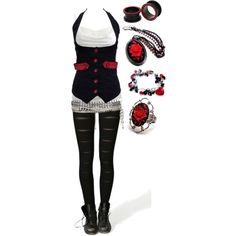 """""""Untitled #1163"""" by bvb3666 on Polyvore"""