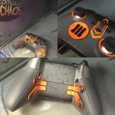 Custom Xbox One Elite Controller - Imgur