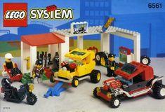 only Instruction, no Bricks Lego de recette 10020