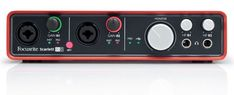 Focusrite scarlett's latest generation USB audio interface is perfect for anybody who wants more than two analogue inputs: multi-instrum. Mixer, Audio, Usb, Stand Mixer