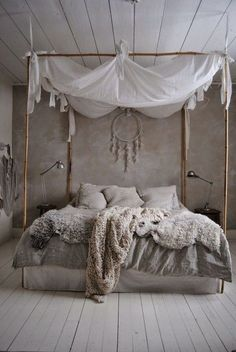cozy cabin vibes--without a trip to the woods! on domino.com