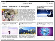 Shimworld Posts Featured on Zite Top Stories