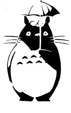 Google Image Result for http://www.deviantart.com/download/118058204/Totoro_Stencil_by_Matsu0.jpg
