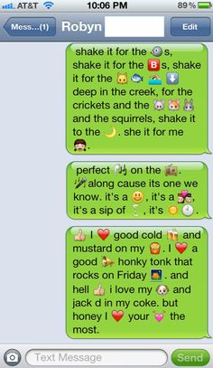 Only country fans will get this (: too cute <3