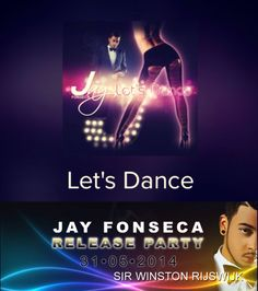 Let's Dance New Jay Fonseca release out today! Thanks to all the amazing People & Organizations behind this fine artist!  To name a few:  • West Swagg Music Group Bungalo Records • Universal Music Group • Tanoli Men Store  • Sicerow.com PublishYou® • Noury Fedi Christina Roxy  • DJ Roger Caza Groove Kings  • Pop Unie  • Sir Winston Music & Entertainment Club   Thank You so much...
