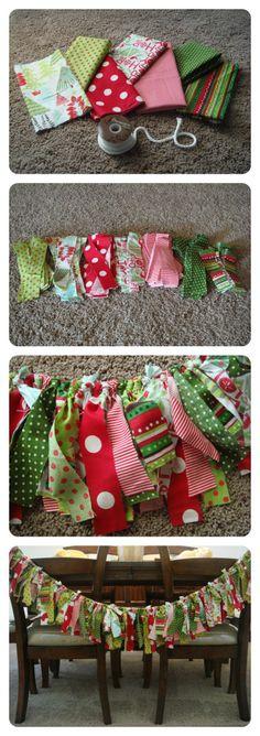 Fabric Garland More