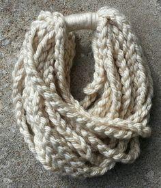 Super Cute Chain Neck Warmer by KendallsKlosets on Etsy, $12.50
