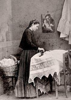Vieux métiers d'autrefois - Photos anciennes et d'autrefois, photographies d'époque en noir et bla