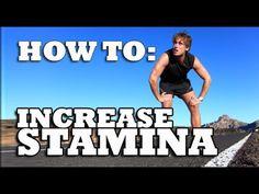3 Exercises to Increase STAMINA - Endurance for a Fight Shane Fazen   fighttips.com #martialfitness #workouts