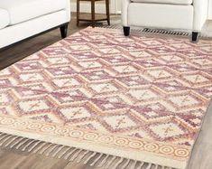 Handmade Rug / Carpet / Vintage Kantha Quilts by IndianWomensCrafts Kantha Quilt, Quilts, Indian Rugs, Rugs In Living Room, Floor Rugs, Throw Rugs, Kilim Rugs, Luxury Bedding, Rugs On Carpet