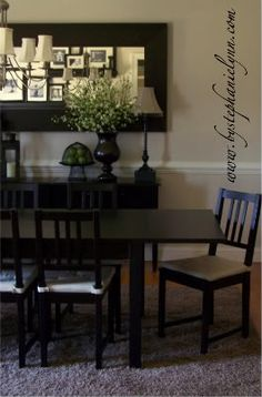 Dining Room - Under the Table and Dreaming