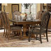 Found it at Wayfair - Marbella Extendable Dining Table