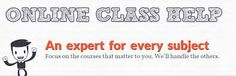 Online Class Help promises to earn good grades for all your assignments and tests