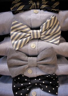 """The bow tie hints at intellectualism, real or feigned, and sometimes suggests technical acumen, perhaps because it is so hard to tie. Bow ties are worn by magicians, country doctors, lawyers and professors and by people hoping to look like the above. But perhaps most of all, wearing a bow tie is a way of broadcasting an aggressive lack of concern for what other people think."""