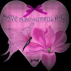 glitter graphics have a beautiful day   Glitter Text » Greetings » Have a beautiful day