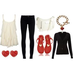 love at first sight, created by elliesmum10 on Polyvore