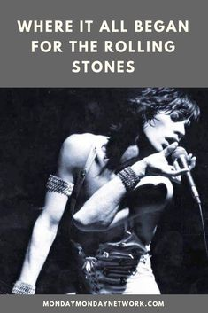The start of The Rolling Stones all began when Mick Jagger and Keith Richards established a connection while in primary school. Rock And Roll Artists, Monday Monday, Rock N Roll Music, Live Rock, Keith Richards, Mick Jagger, Founding Fathers, Primary School, Rolling Stones