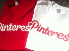 FREE Pinterest T-Shirt!