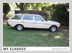 Classic Car For Sale: 1984 Mercedes-Benz 280TE station wagon ($7700)