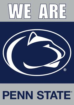 NCAA Penn State Nittany Lions 2-Sided House Banner