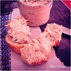 Tartinade de thon #Companion - Mimi Cuisine Entrees, Muffin, Cooking, Breakfast, Ethnic Recipes, Food, Quilting, Entertaining, Drinks