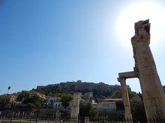 Acropolis Athens Monastiraki