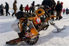 RUSSIAN MOTOR BIKE RACE