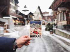 A winter playground for the rich and famous Winter Travel, Playground, Gstaad Switzerland, Poster, Polaroid Film, Postcards, Children Playground, Movie Posters