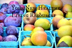 Bits n' Pieces: Your New Healthy Living Resources .check out more celiac & allergy info at  thehappyapple.com
