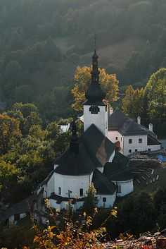 Spania Dolina, Slovakia (by ELP - Erik Lehmden) Bratislava, Oh The Places You'll Go, Places To Travel, Montenegro, Europe Centrale, Heart Of Europe, Chapelle, Central Europe, Place Of Worship